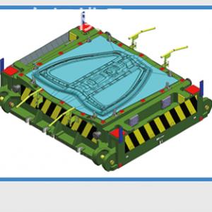 3D结构图4
